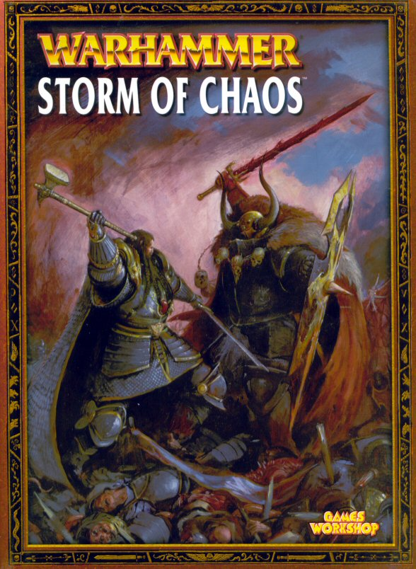 Warhammer Narratives: List of official GW-released scenario
